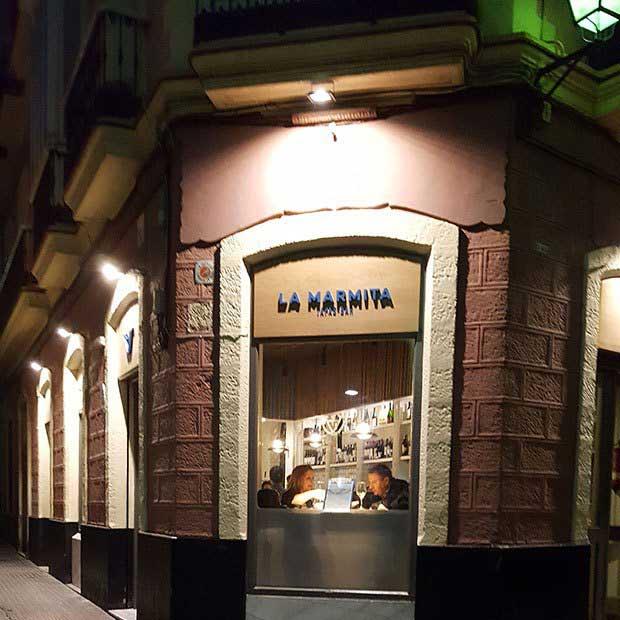 Restaurante La Marmita Cádiz