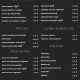 Carta Marmita Street Food
